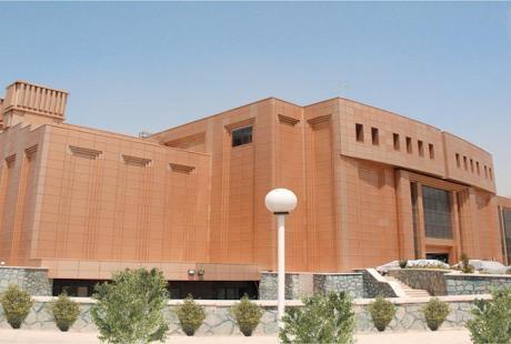 ساختمان موزه ورزش و کميته ملي المپيک